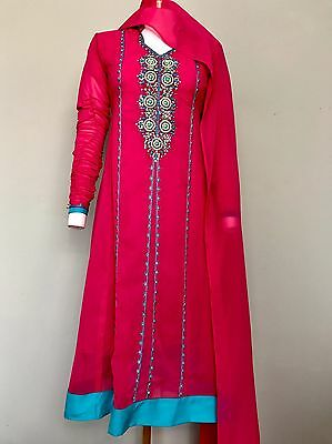 Salwar Kameez Anarkali Indian Pakistani Dress Wedding Party Lehenga Sari Saree