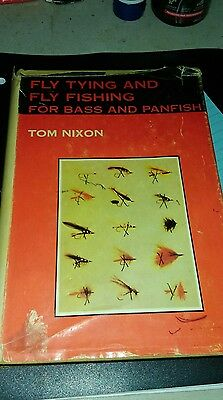vintage fly tying