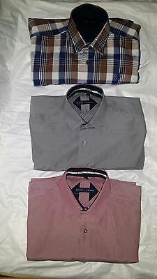 Ralph Lauren polo lot of 3 clothing mens size L