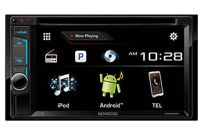 Kenwood Ddx23Bt Ddx-23Bt D-Din Bluetooth Dvd Touch Screen