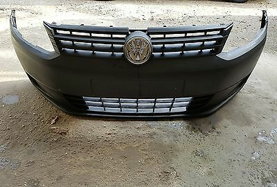 vw caddy  front bumper