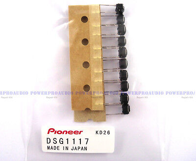 10x PIONEER MICRO SWITCH DSG1117 FOR CDJ-350 400 850 900 2000 PLAY PAUSE CUE
