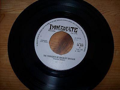 the nice -the thoughts of emerlist davjack - azrial...1967 immediate 45