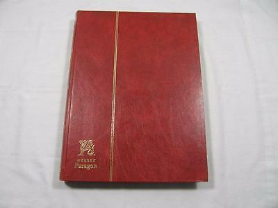 (3163) Commonwealth Stamp Collection M & U In 30 Side Wessex Paragon Stock Album