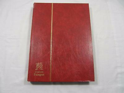 (3167) Commonwealth Stamp Collection In 30 Side Wessex Paragon Stock Album