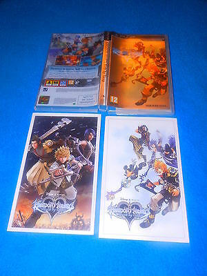 Kingdom Hearts Birth Game Case/Manual/No Game Fast Dispatch Free Post to Uk