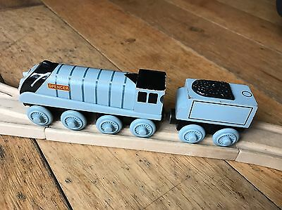 Thomas The Tank Engine Wooden Railway - Spencer Engine And Tender