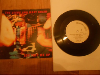 JESUS AND THE MARY CHAIN    YOU TRIP ME UP    7inch VINYL