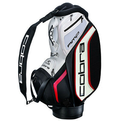 COBRA Golf AMP Staff Bag Tour Tasche Rickie Fowler NEU