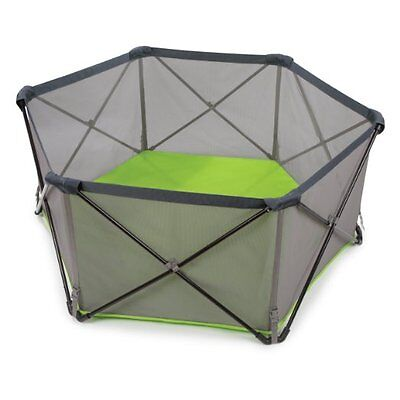 Playpen Baby Play Yard Playard Indoor Outdoor Portable Crib Safety Travel Bed
