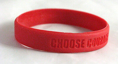 Silicone Wristband - MADD Choose Courage
