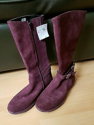 Mkids long boots size 1 new