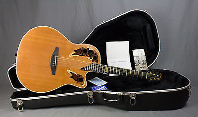 Ovation 1993 Limited Edition Collectors Series Electro Acoustic Guitar
