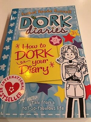 Dork Diaries How To Dork Your Diary