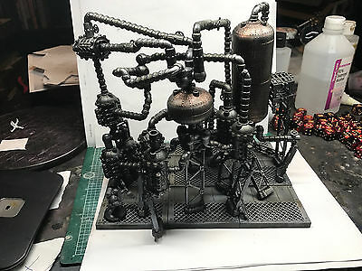 Warhammer 40K Scenery Painted Ork Water Processing Plant GW Games Workshop