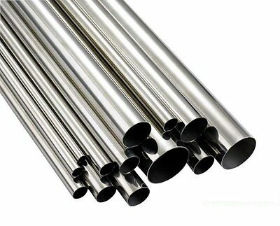 6Mm Od X 4Mm Id (1Mm Wall) 316 Seamless Stainless Steel Tube X 500Mm