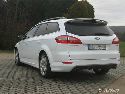 Ford Mondeo Mk4 Estate Rear/roof Spoiler (2008-2014)