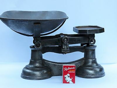 Antique Cast Iron Scales Collectable
