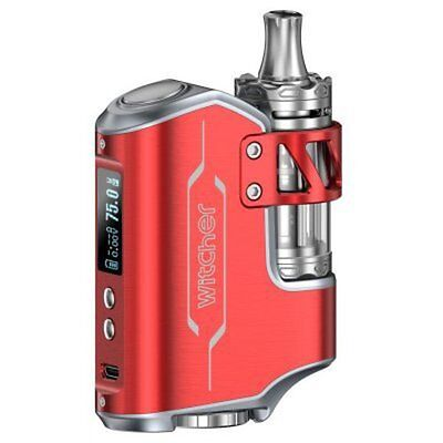 Witcher 75W Mod Vaping Kit - Rebuildable Atomizer