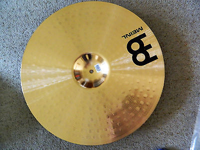 """Smash it with this New Meinl MCS 20"""" Ride Cymbal!"""