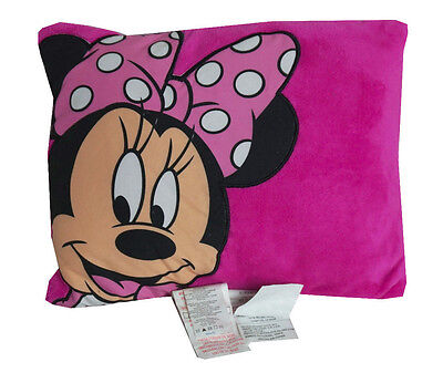 Disney Minnie Mouse Toddler Bed  Decorative Pillow  Girls