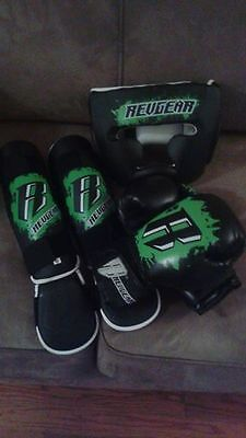 Rev gear junior equipment brand new never used junior medium