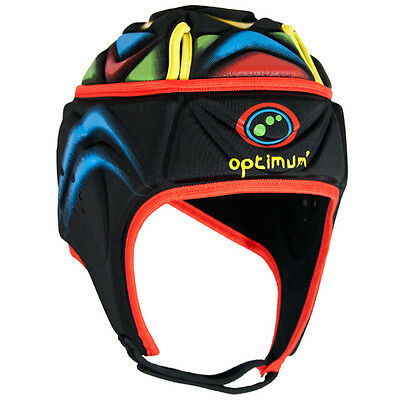 Optimum Sports New Mens Boys Extreme Rugby Headguard Protection Headgear - Bokka