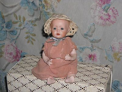 1984 Reproduction Baby Doll, All Bisque