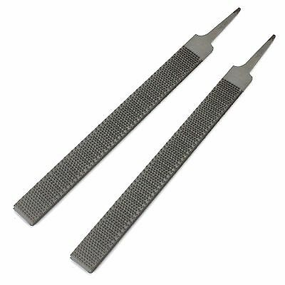 """2 Flat Wood Rasp Hand Files 350Mm / 14"""" . Made In Italy"""