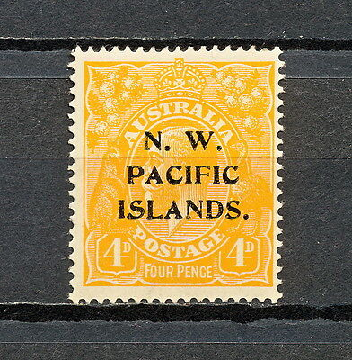 Nnbi 360 North West Pacific Islands New Guinea 1915 Mh