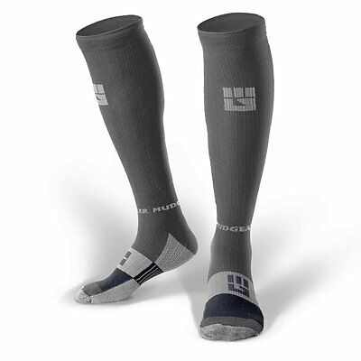 MudGear Obstacle Race Compression Socks, Outdoor Performance Running Socks for -