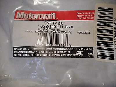New Oem 17-Cavity Pigtail Wiring Harness Wire Explorer Expedition Mountaineer