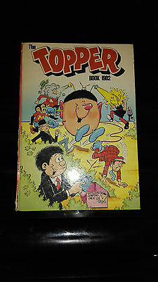 The Topper Book 1982,Vintage Comic Annual