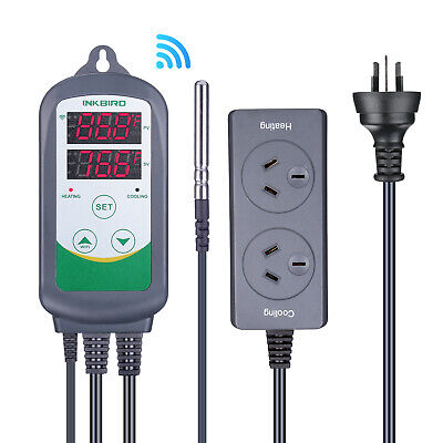 Inkbird New Temp Controller √ ITC-308 Updated Version √ Support WIFI √ 2400W √