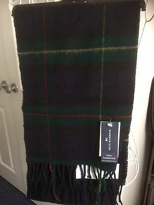 Blue Harbour Pure Lambs Wool Scarf