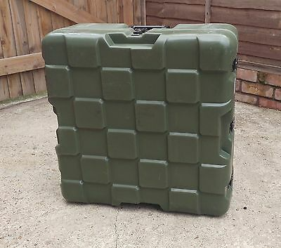 Military Hardigg Pelican Flight Case Large - Great Condition