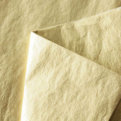 Cheap Gift Wrap Gold Tissue Paper 10 packs 10 sheets per pack