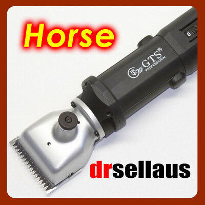 New Professional Horse Shearing Clipper With Two Blades