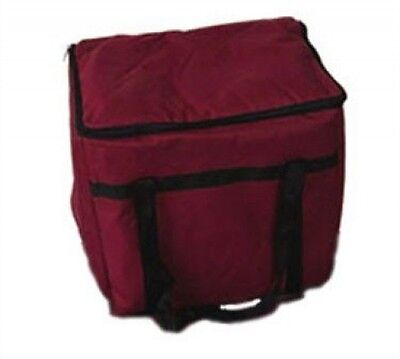 Winco BGDV-12 Pizza Delivery Bag, 12-Inch by 12-Inch by 12-Inch