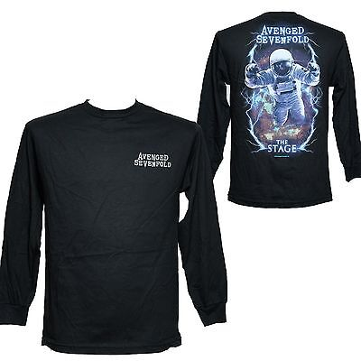AVENGED SEVENFOLD - SPACEMAN LONG SLEEVES - Official T-Shirt - New M L XL
