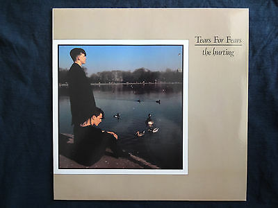 TEARS FOR FEARS - THE HURTING (german 1st press LP vinyl) 1983