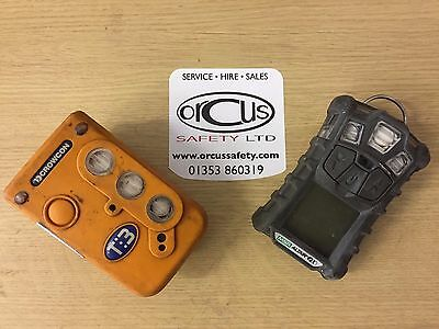 **OFFER*** Gas Detector calibration CROWCON TETRA 3 or MSA Altair 4X **OFFER**