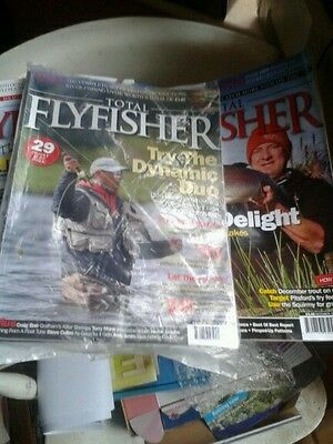 BACK Issues Total Fly Fisher Magazine