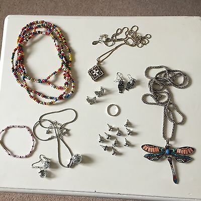Job Lot Of Jewellery, Some Items Not Used.