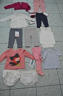 BN Mamas and Papas Girls Large Bundle Clothes Dress Tops Trousers Leggings 6-9M