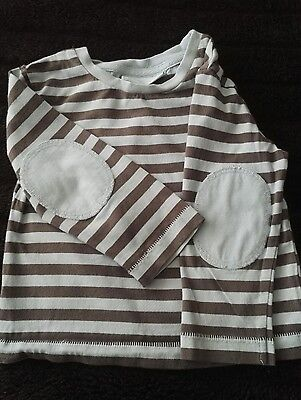 Boys Little White Company Top 12-18 months