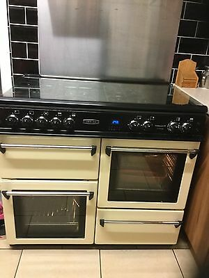Leisure Cookmaster 101 Range Cooker ...Gas / Electric Plate :: Including Hood .
