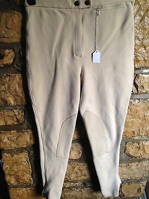 "+209 Rheingold Cream 30"" Reg Breeches"