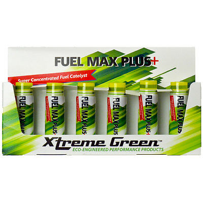 LIFETIME ENGINE WARRANTY with use of Xtreme Greene Fuel Max+ 1 Shot Does It All