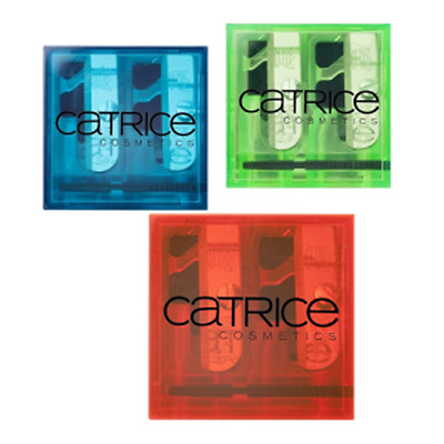 Catrice Cosmetics Duo Sharpener For Eye & Lip Pencils With Container 1 Piece